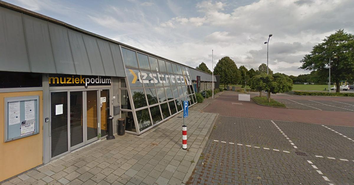 Estrado in Harderwijk